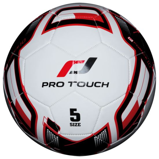 Force 10 Fotball WHITE/BLK/RED