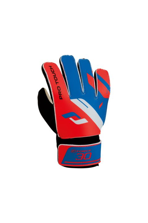 Force 30 BG Keeperhansker Junior BLUE/ORANGE