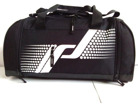 Force Teambag S BLACK/WHITE