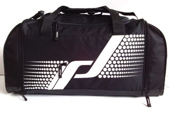 Force Treningsbag Medium BLACK/WHITE
