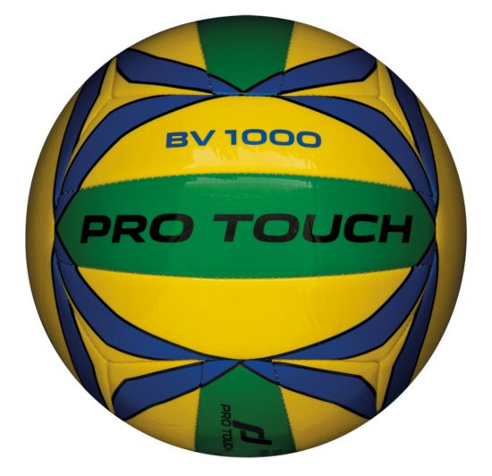 Bv-1000 Beach Volleyball YELLOW/BLU/GRN