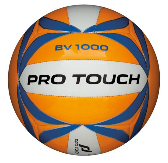 Bv-1000 Beach Volleyball ORANGE/WHT/BLU