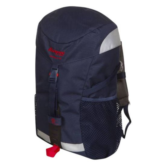 Nordkapp Ryggsekk 18L Junior NAVY/RED