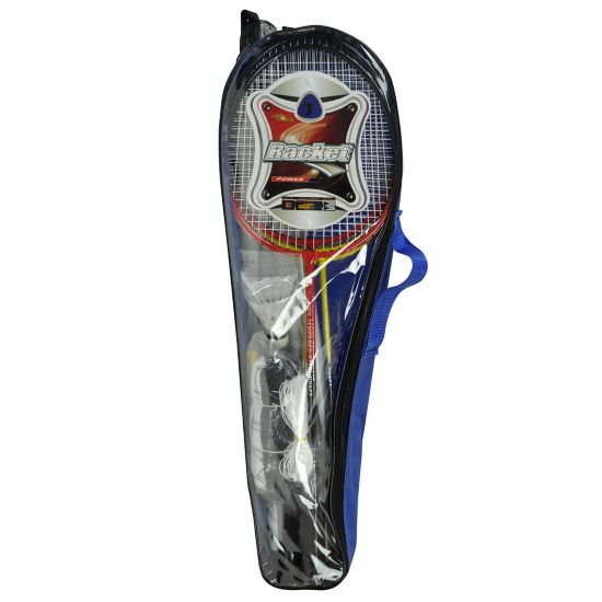 Badmintonsett (4 Pers Med Ball)