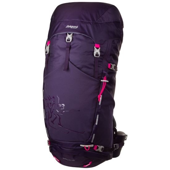 Rondane 65L Lady Ryggsekk BLACKBERRY/HOT