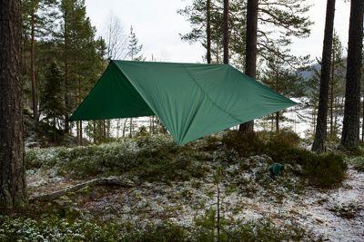 Tarp teltduk medium