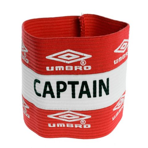 Captain Armbånd RED