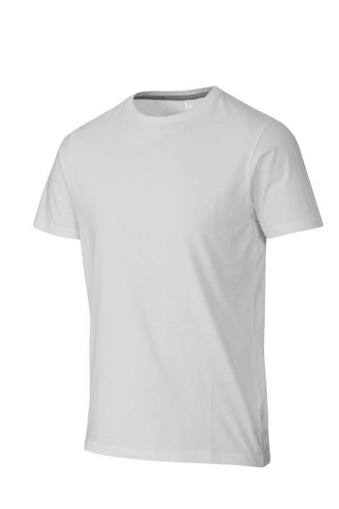 Baldwin T-skjorte Jr WHITE