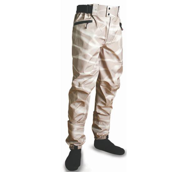 Eco Wear Refl. Waist Waders BEIGE