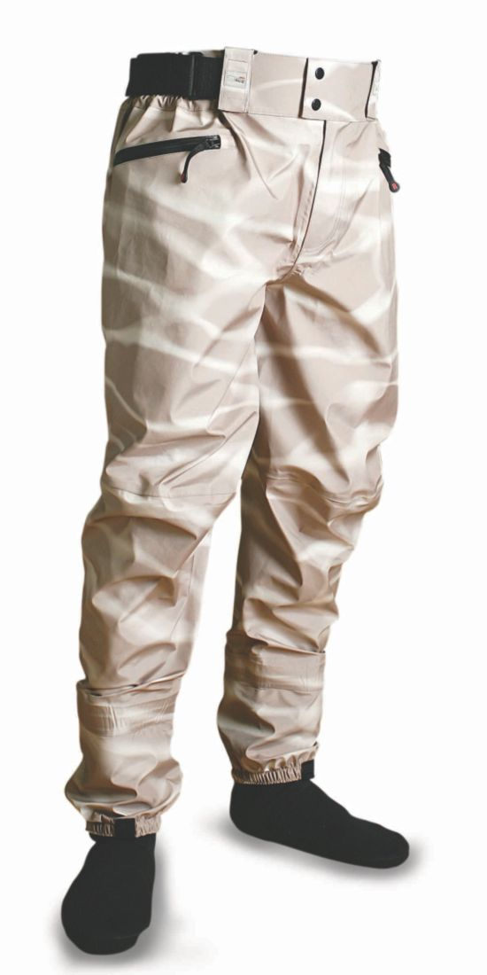 Eco Wear Refl. Waist Waders