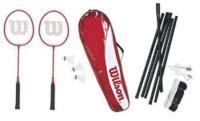 Badmintonsett 2 Rackert&Nett