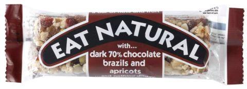 Dark Chocolate 70 % Energibar
