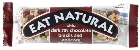 Dark Choc 70 Prosent Kakao Energi Bar