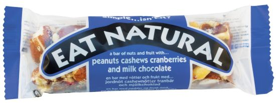 Fruit/ Nut/ Milk Peanut Energi Bar