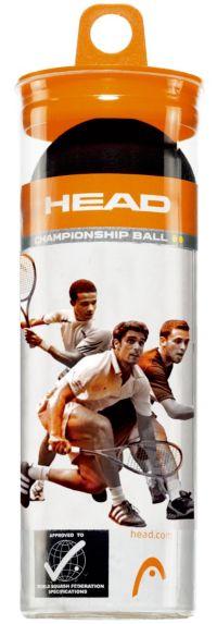 Championship Squashballer 3 Stk