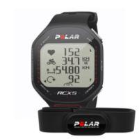 Polar Rcx5 Black Multisport-/Pulsklokke M/ Pulsbelte