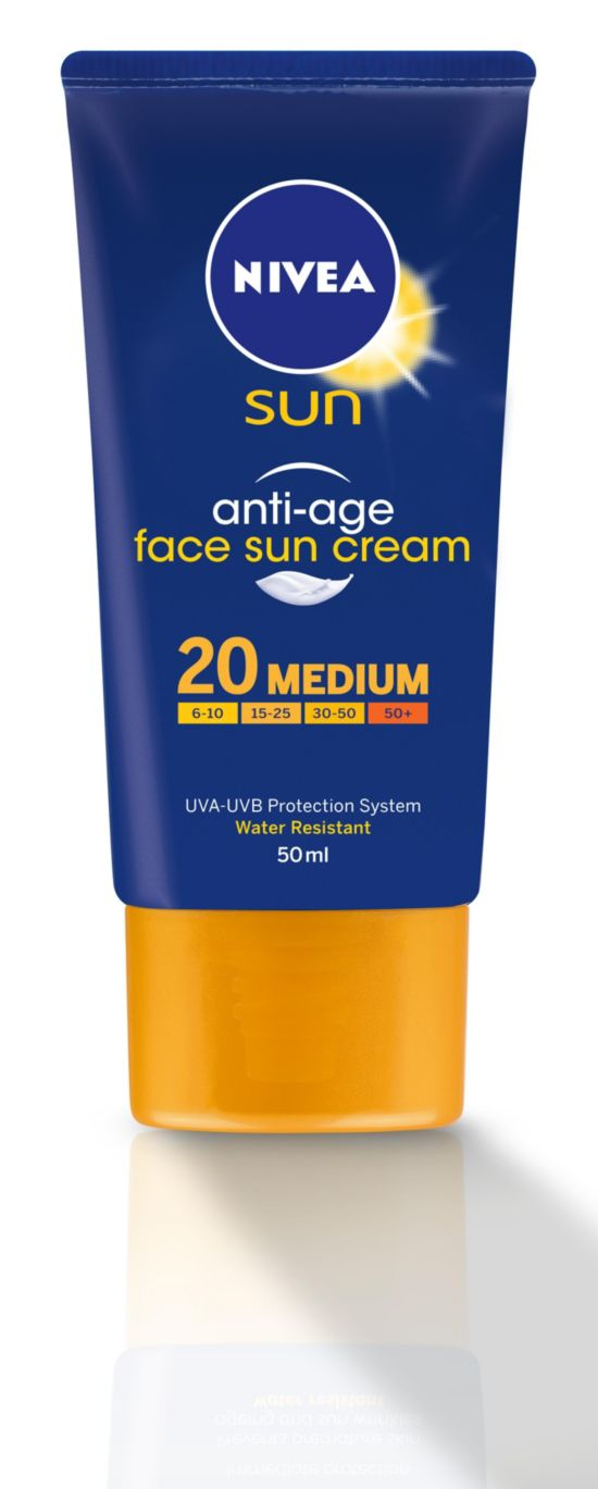 Sun Anti-Age Face Cream SF20