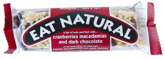 Cranberries D. Choc Energi Bar