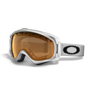 Crowbar Matte White/Persimmon Alpinbriller