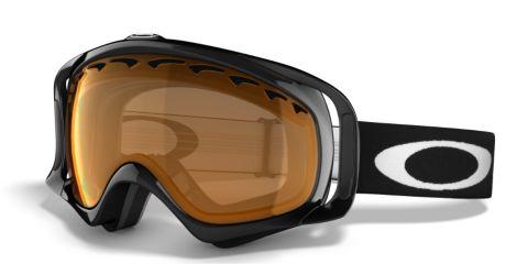 Crowbar Jet Black/Persimmon Skibriller