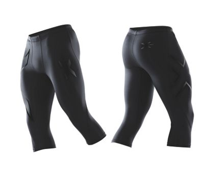3/4 Compression Tights Herre