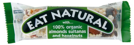 Eat Natural Organisk Energibar