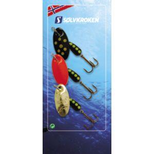 Spesial Spinner Sluksett 3 Pk 6G