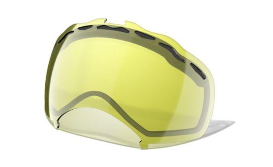 Reserveglass Splice (dual vented) - H.I Yellow glass