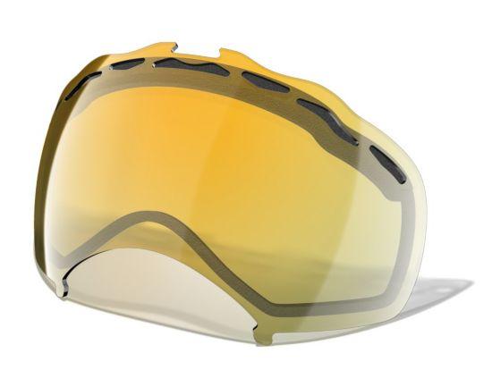 Reserveglass Splice (dual vented) - Fire Iridium glass