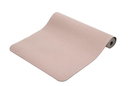 Position 4mm Yogamatte CLOUDY PINK/DAR