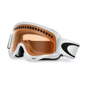 O Frame - Matte White - Persimmon goggles