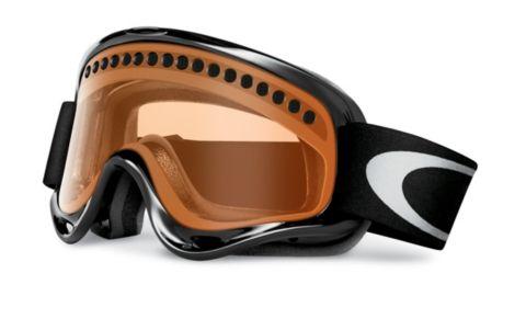 O Frame Jet Black/Persimmon Skibriller