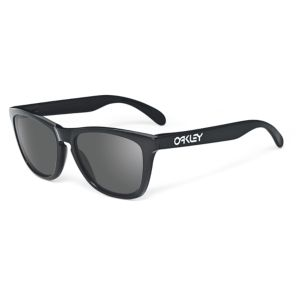 Frogskins Gray - Polished Black