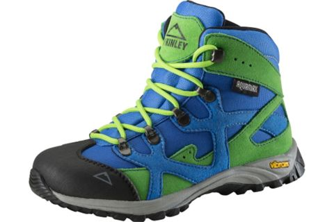 Ribosome Action AQX Fjellsko Barn BLUE ROYAL/GRE