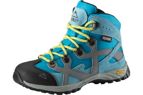 Ribosome Action AQX Fjellsko Barn TURQUOISE/BLUE