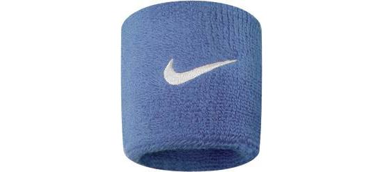 Nike Swoosh Wristbands UNIVERSITY BLUE