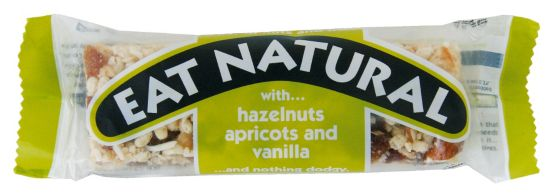 Eat Natural Eat Natural Hasselnut Apricot Vannilla Energi Bar