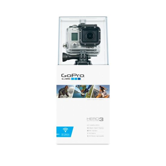 Hero3 White Edition Action Kamera