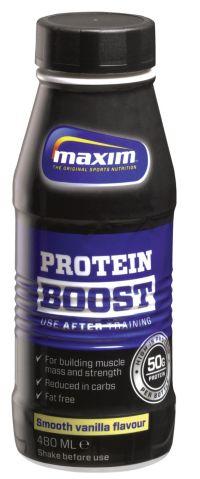 Protein Boost 480Ml Vanilla