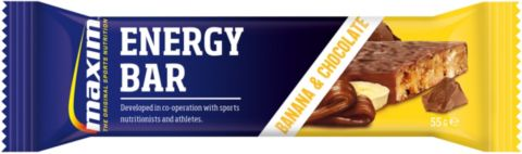 Energy Bar 55G Banana