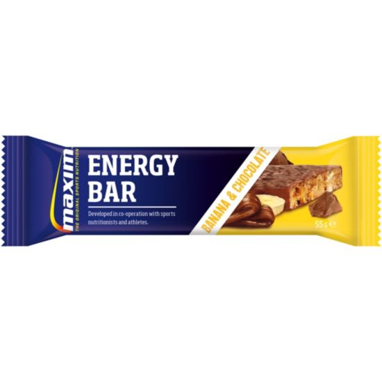 Energy Bar 55G Banana