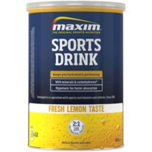Sports Drink 480G Lemon Energidrikk