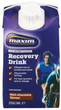 Recovery Drink 250Ml Chocolate