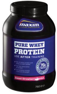 Whey Protein 750G Strawberry