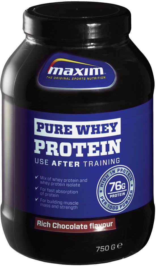 Whey Protein 750G Chocolate