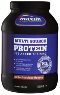 Multi Source Protein 750G Chocolate