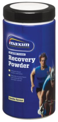 Recovery Powder 750G Vanilla