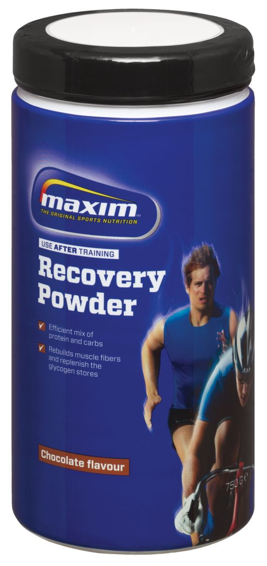 Recovery Powder 750G Chocolate