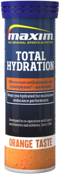 Total Hydration Orange