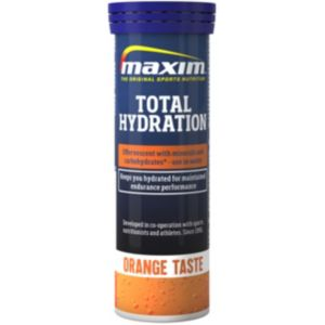Total Hydration Orange Energidrikk